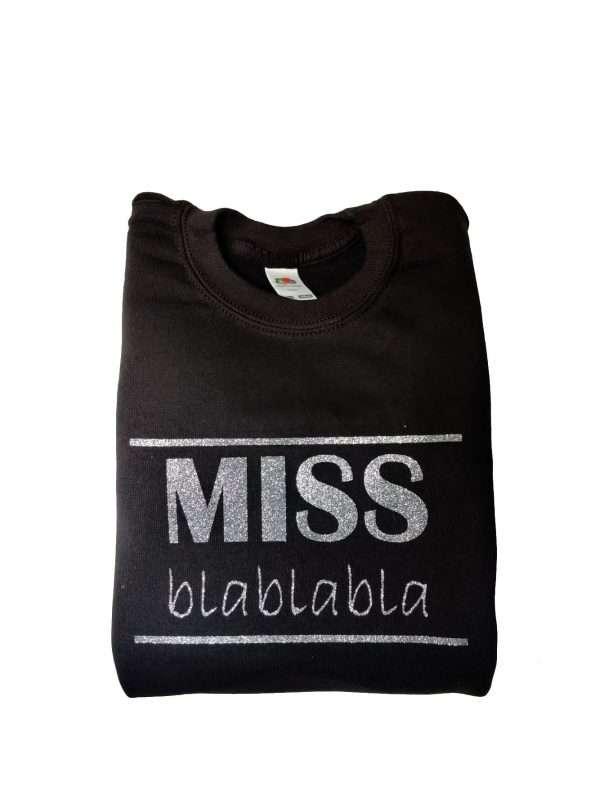 Miss blabla Trui